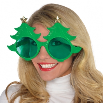 Giant Plastic Tree Glasses