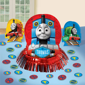 Thomas The Tank Table Decorating Kit- 23pc