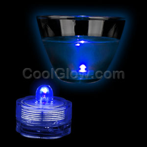 LED Submersible Waterproof Deco Light - Blue