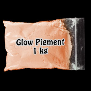 Glominex Glow Pigment 1 kg - Orange