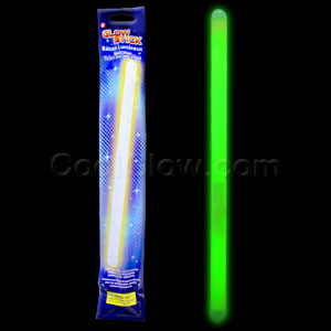 14 Inch Glow Sticks - Green