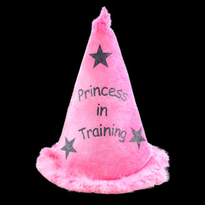Princess in Training Party Hat