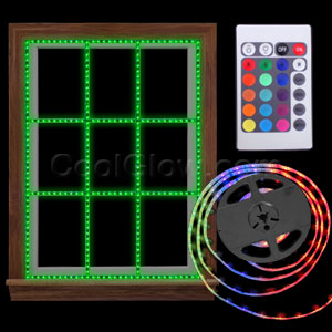 LED Strip with Power Supply Controller