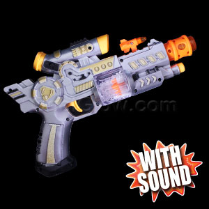 LED Flashing Trigger Gun