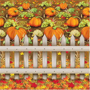 Pumpkin-Patch Backdrop