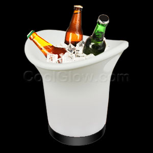 LED Ice Bucket - Multicolor