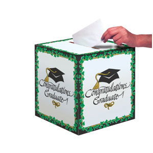Elegant Grad Card Box