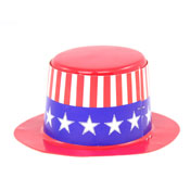 Mini Patriotic Hat