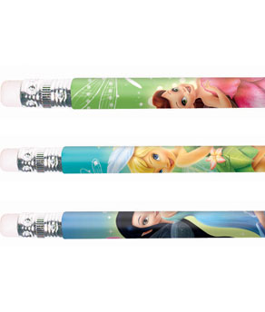 Disney Tinkerbell Pencils- 12ct