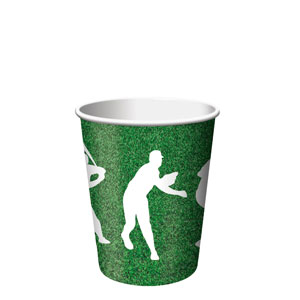Baseball 9 oz. Cups