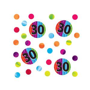 Celebrate 30 Confetti - 1oz