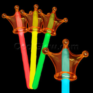 Glow Crown Wand - Assorted