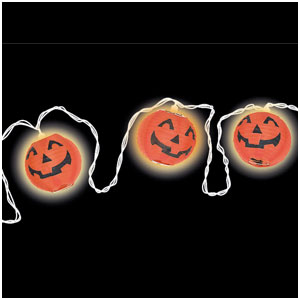 Pumpkin Lantern Light-Up- 11ft