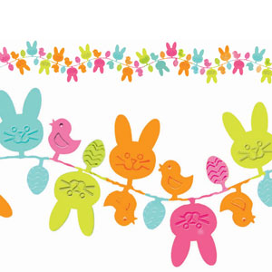Bunny Wire Garland
