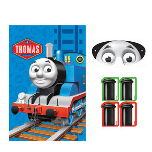 Thomas The Tank Party Game- 4pc