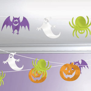 Cute Characters String Decorations- 100ft